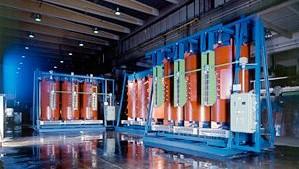 Umweltfreundliche Trockentransformatoren GEAFOL