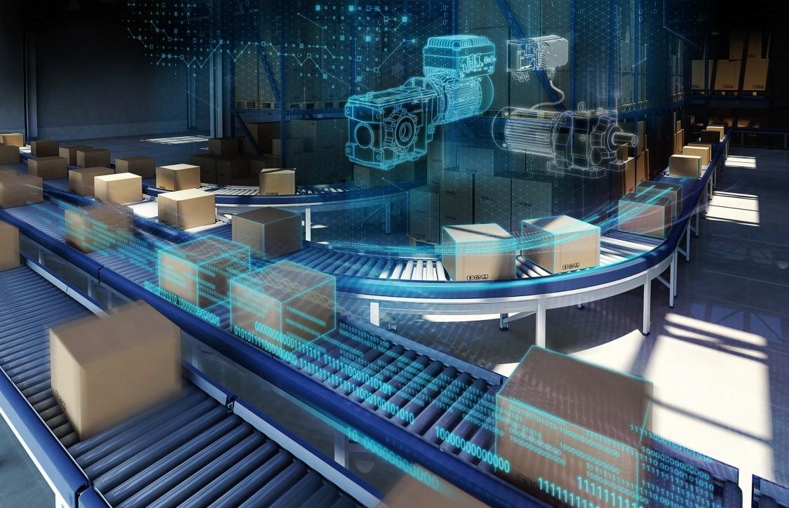 Automatizovaná výroba v digitalizovaném intralogistickém průmysli