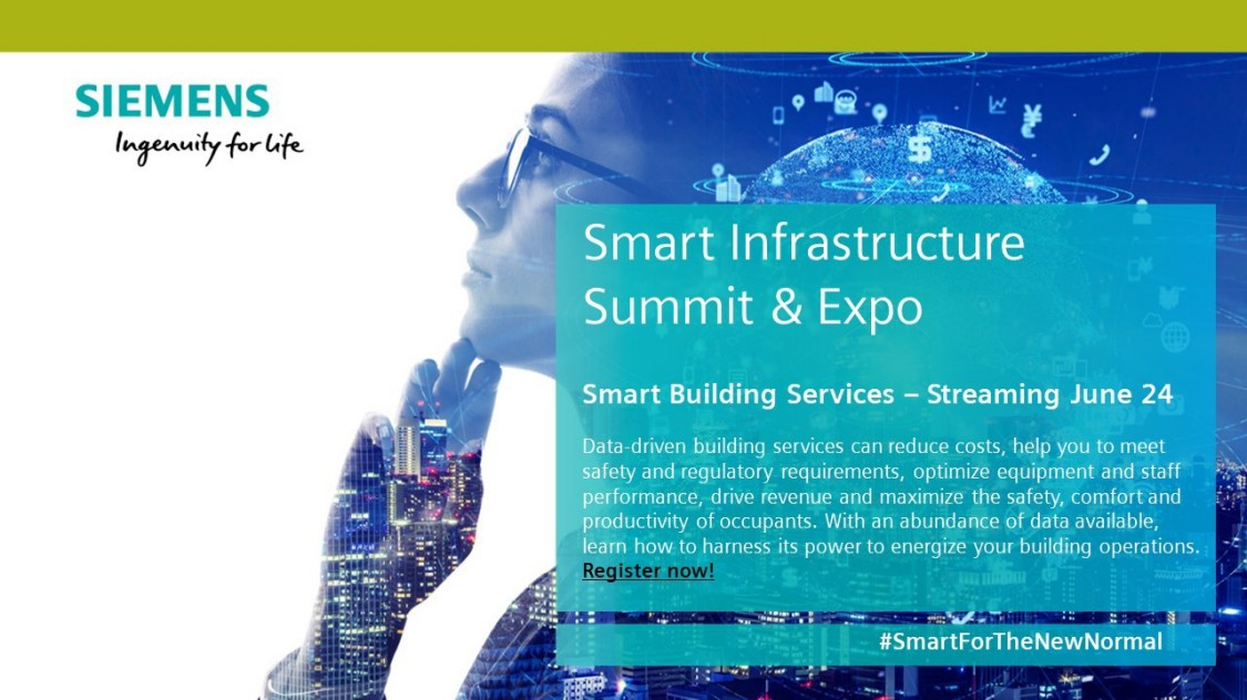 SI Summit and Expo series, Smart Building Services
