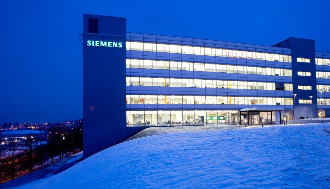 Siemens hovedkvarter i Oslo