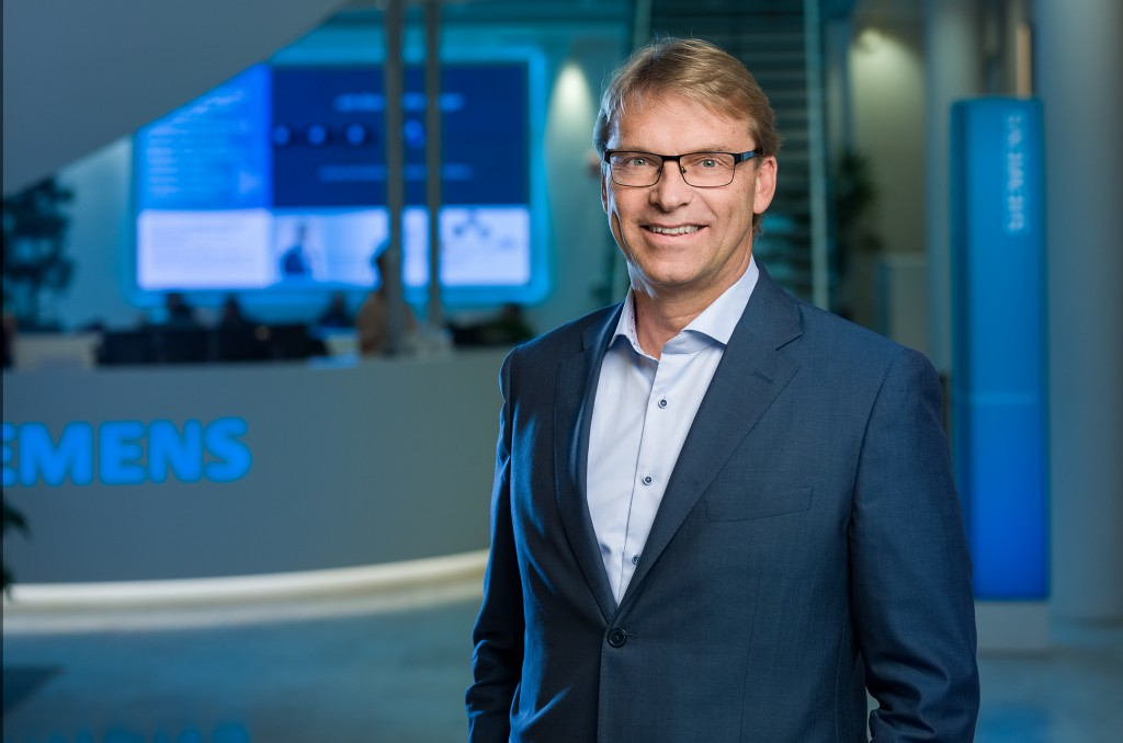 Ulf Troedsson, CEO Siemens Nordics