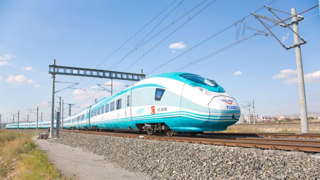 Der Velaro Typ TCDD im Einsatz auf dem türkischen Schienensystem