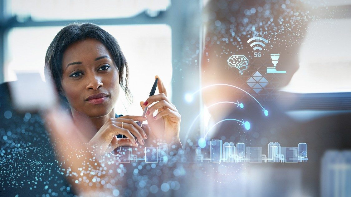 Bereitet Unternehmen der Prozessindustrie auf die digitale Transformation vor: Consulting Services von Siemens.