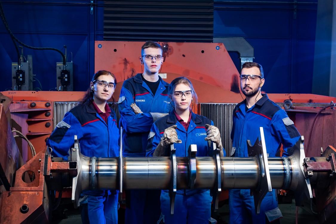 Siemens Apprentices