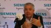 Juan Ignacio Díaz, CEO Siemens México, Centroamérica y El Caribe