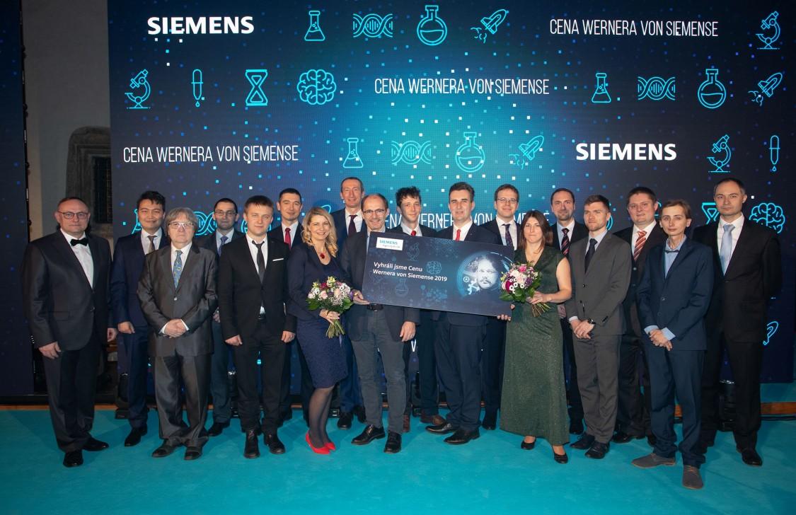 Cena Wernera von Siemense