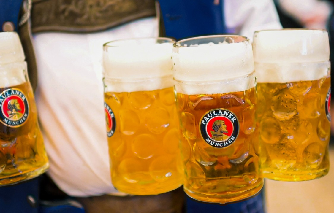 The Oktoberfest poses logistical challenges for breweries like Paulaner