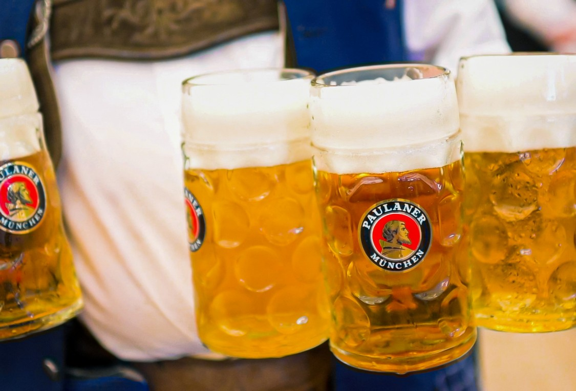 Das Oktoberfest ist für Brauereien wie Paulaner eine logistische Herausforderung