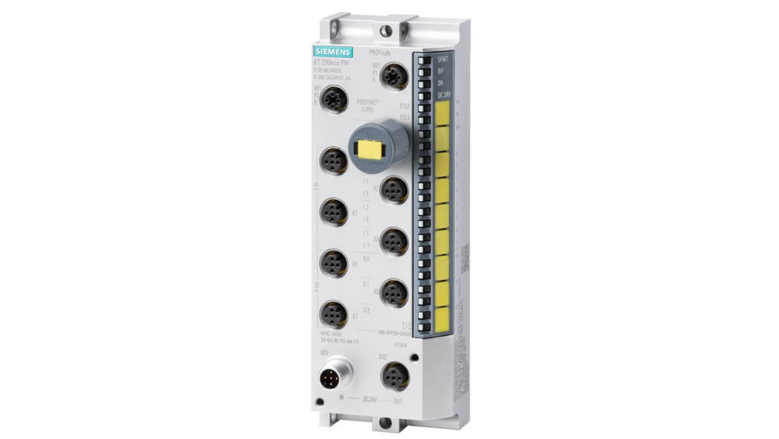 SIMATIC ET 200 ecoPN Digital Failsafe Input/Output (FDI/FDQ) Module