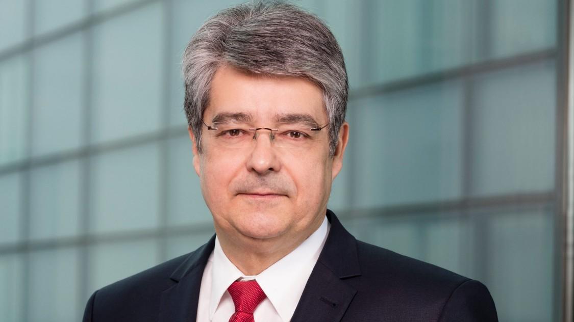 KR Ing. Wolfgang Hesoun, Vorsitzender des Vorstandes der Siemens AG Österreich