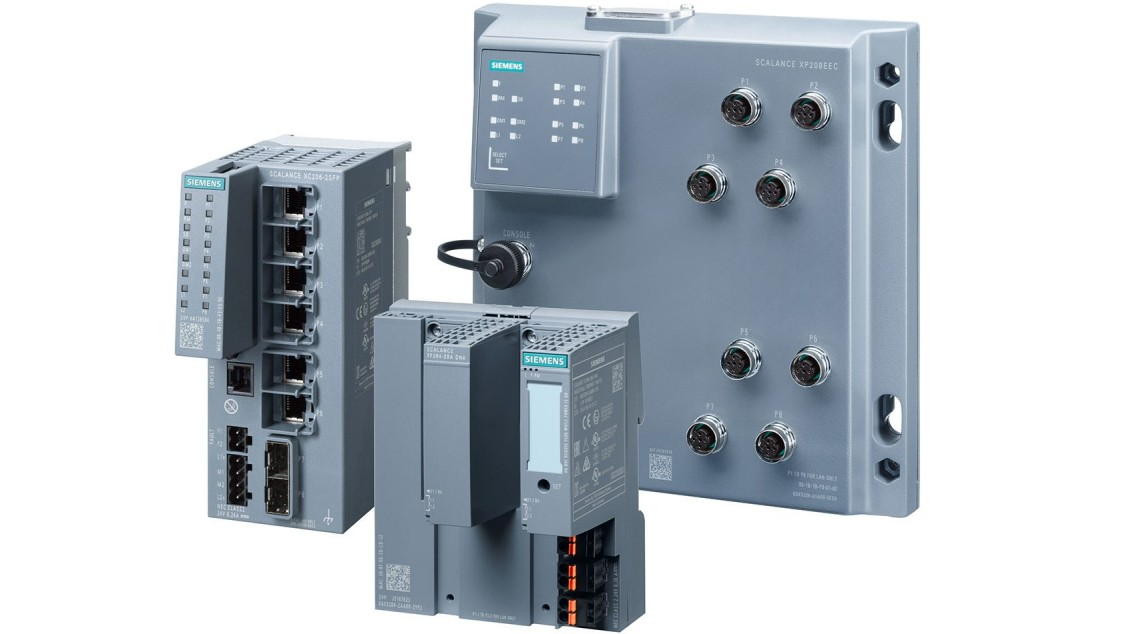 Switches for process automation at a glance