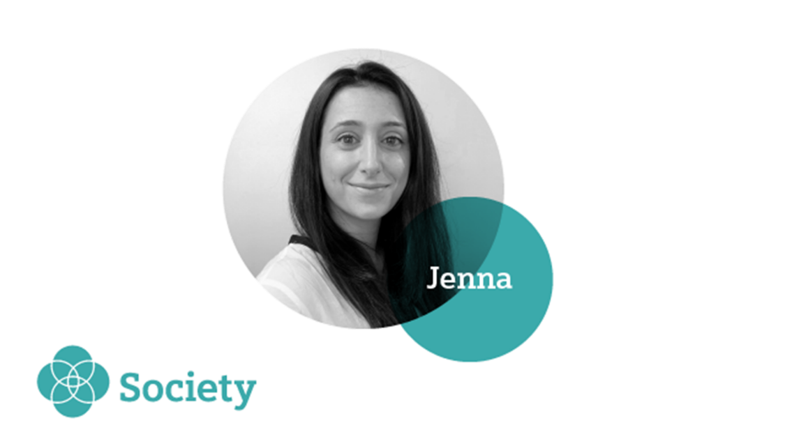 Jenna: - Grass-roots support groups build confidence and bring employees together