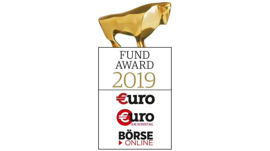 €uro-FundAwards 2019 für den Siemens Balanced