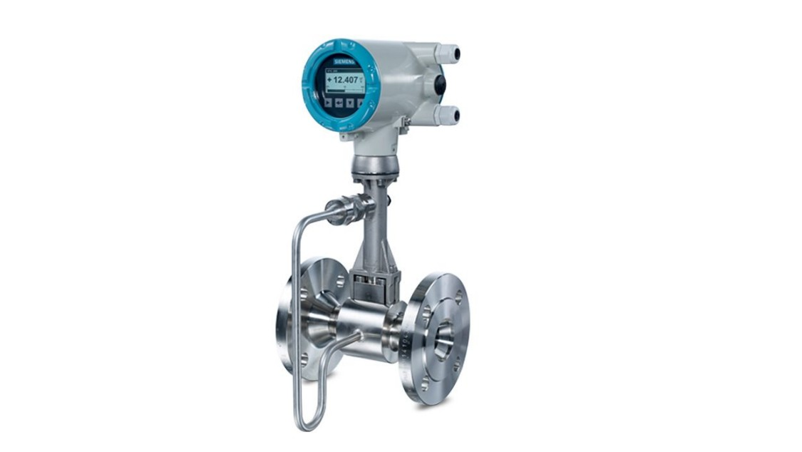 USA - SITRANS FX330 Vortex Flow Meter