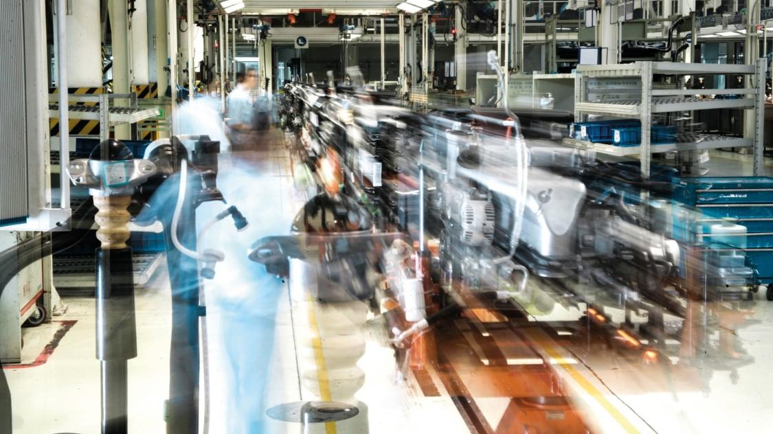 Finanzierung, Industrie 4.0