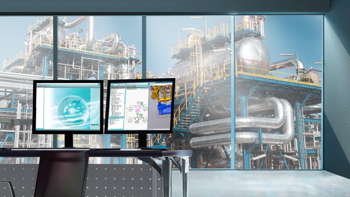 COMOS Portfolio | Plant Engineering Software COMOS | Siemens