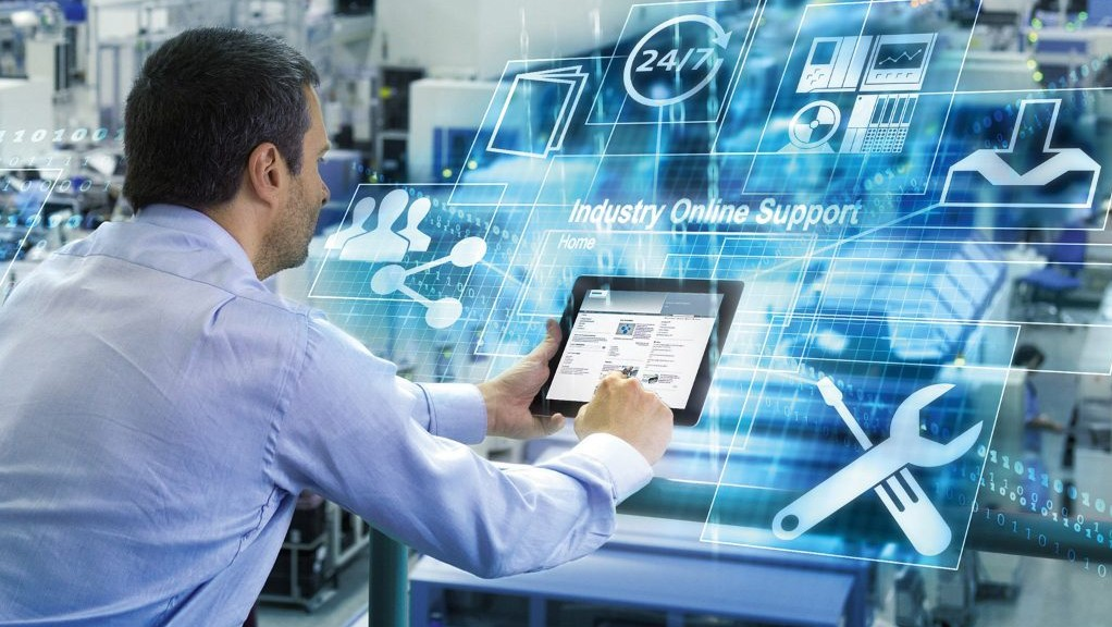 Visual Siemens Industry Online Support