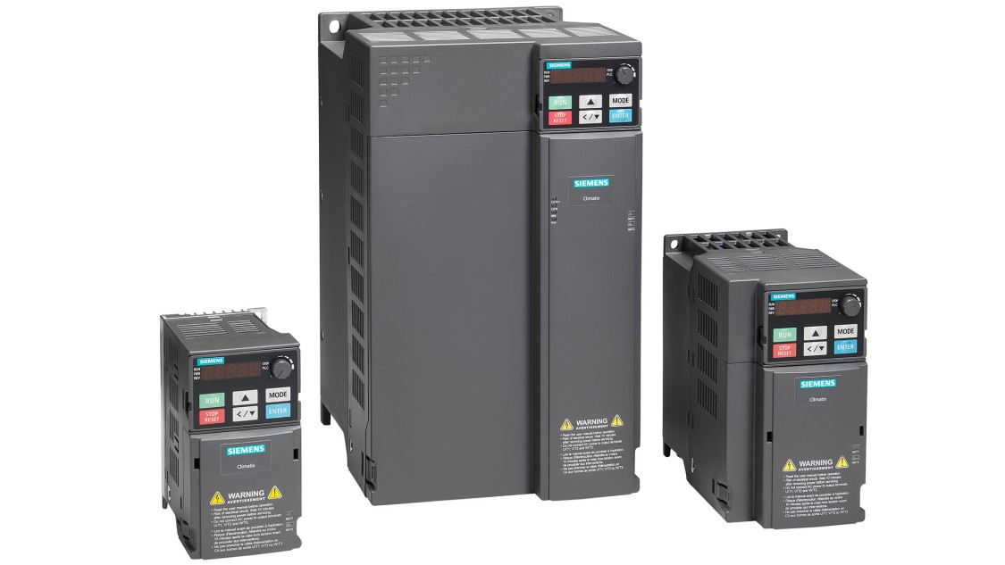 Image of Family of Variable Frequency Drives