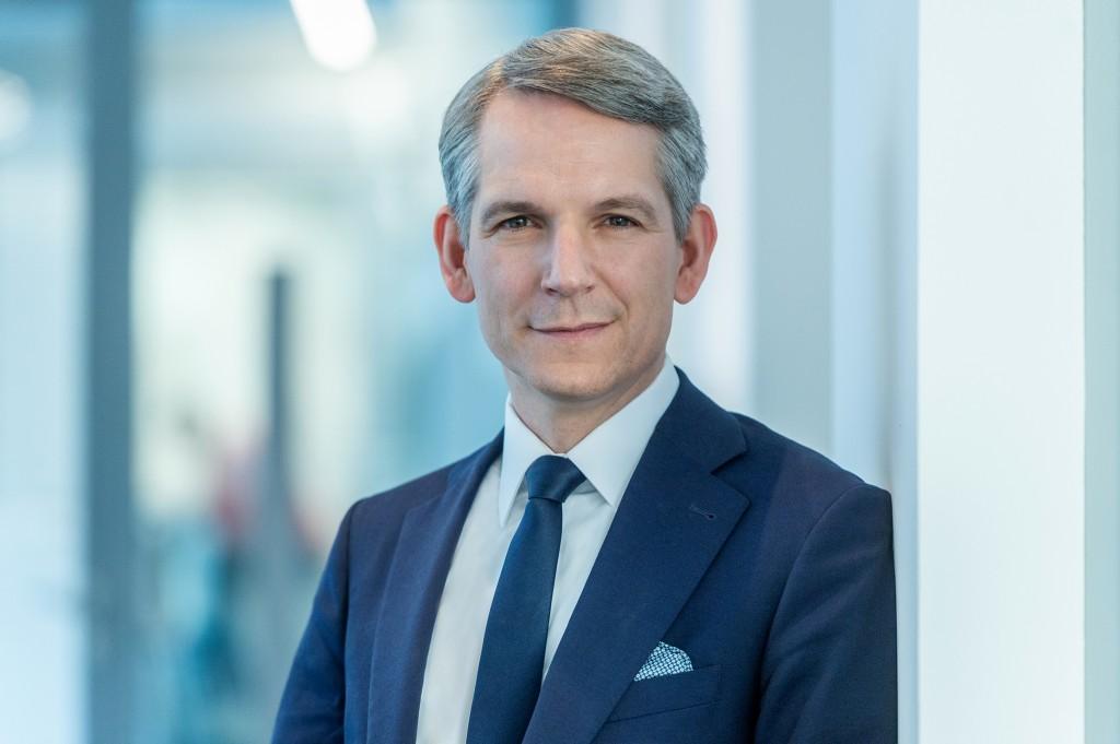 Peter Körte, Siemens AG