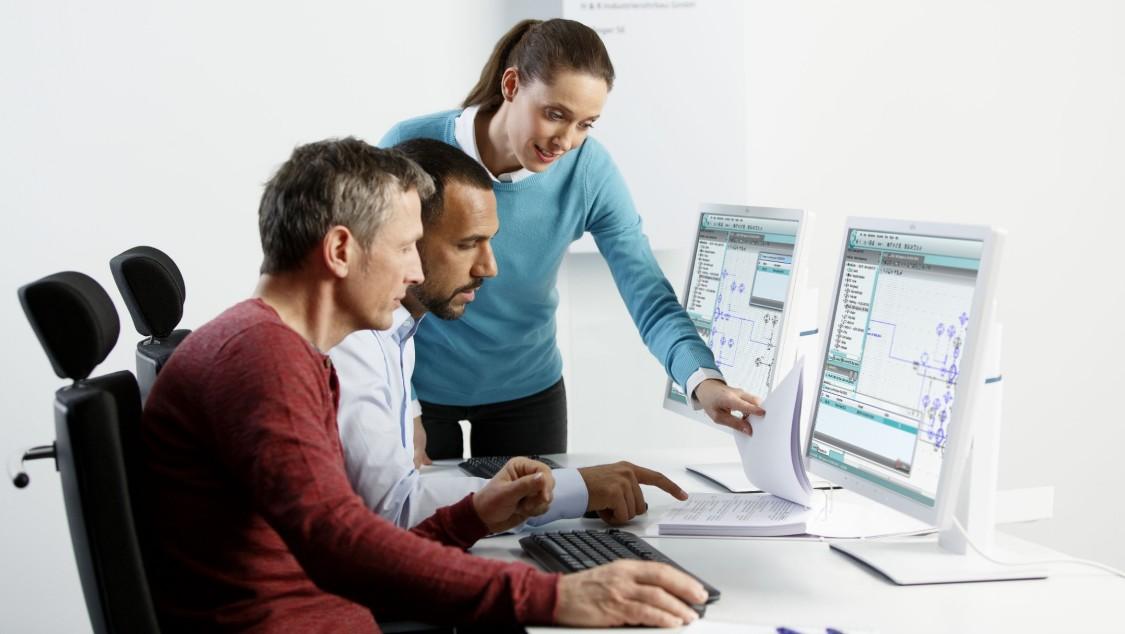 凭借 COMOS View 有效地传递信息,优化工程设计流程。