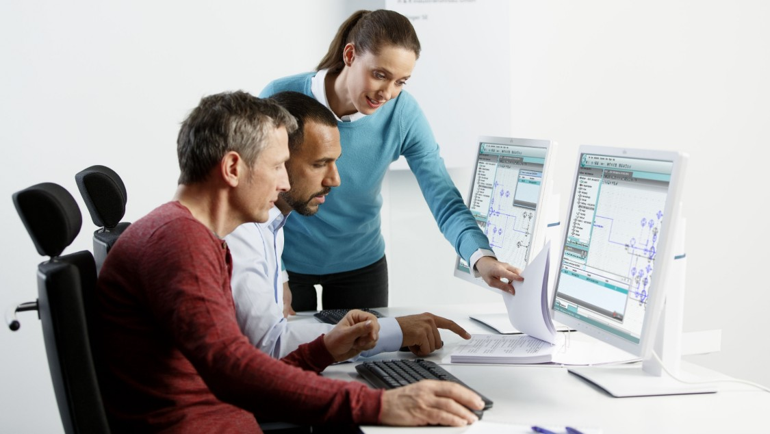 COMOS View 支持高效的信息传输,能够优化工程设计。
