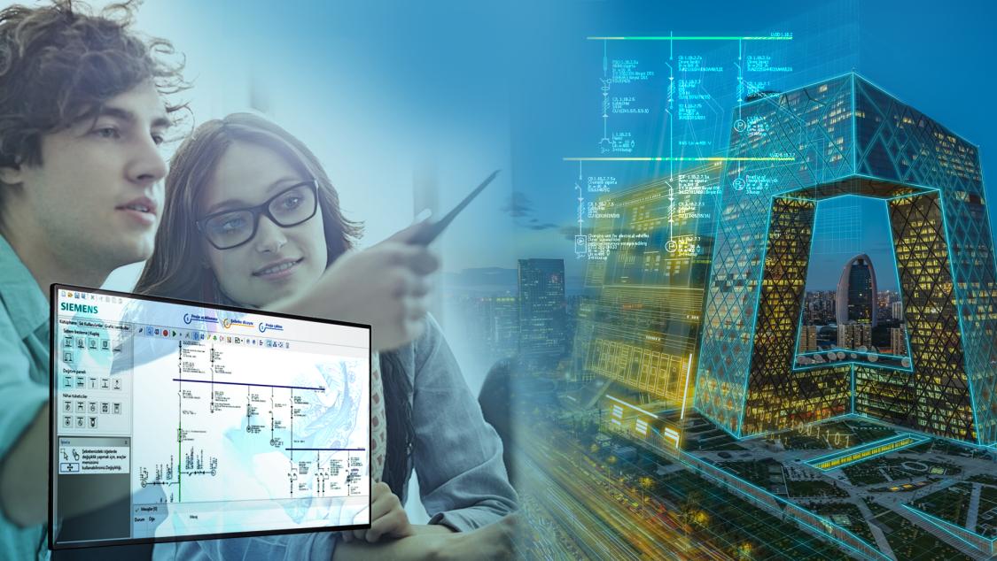 Mit der Software SIMARIS design effizient Netze berechnen