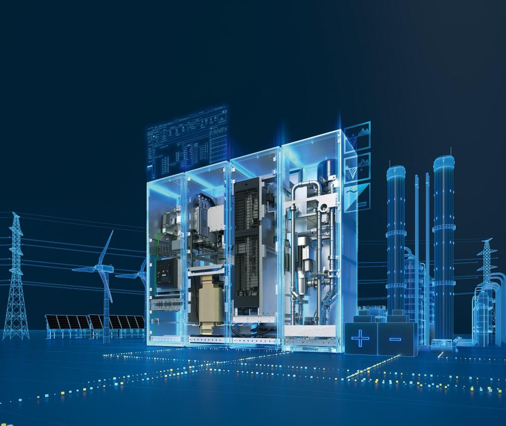 Nouveau système de conversion de puissance Sinamics PCS pour applications de stockage sur batteries