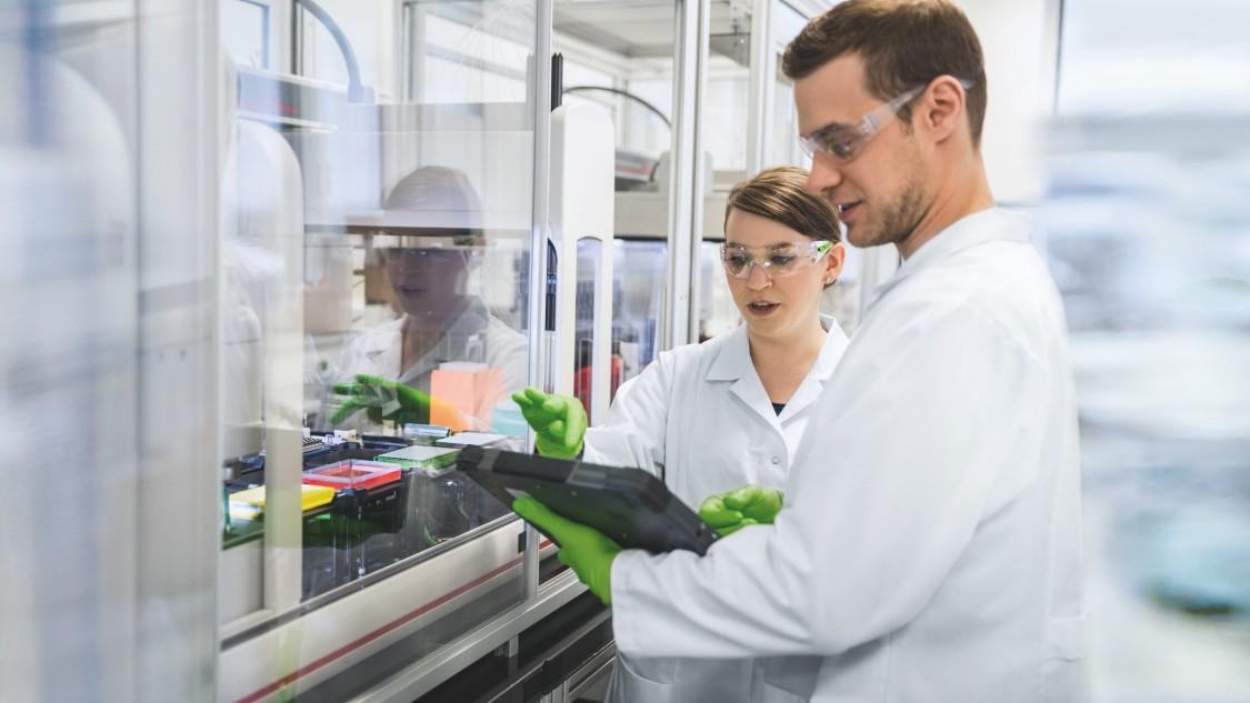 Digitale Pharmalösungen in der Praxis: BioNTech AG, Deutschland