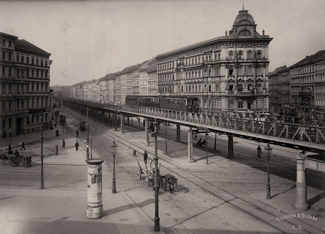Die Berliner Hochbahn