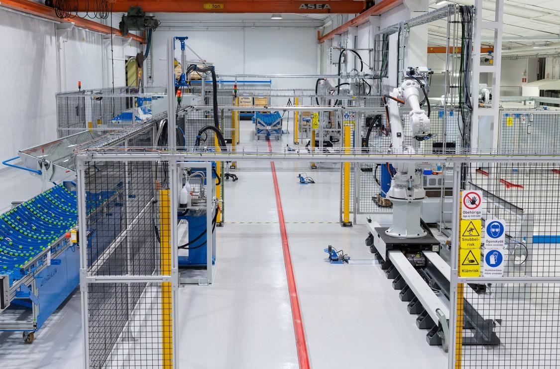 Rekordbra – senaste innovationen, T160, har den högsta optiska verkningsgrad som någonsin har uppmätts för ett litet paraboliskt solfångartråg. Med hjälp av ett molnbaserat operativsystem för IoT kommer produktion, användning och service att kunna optimeras genom datainsamling.