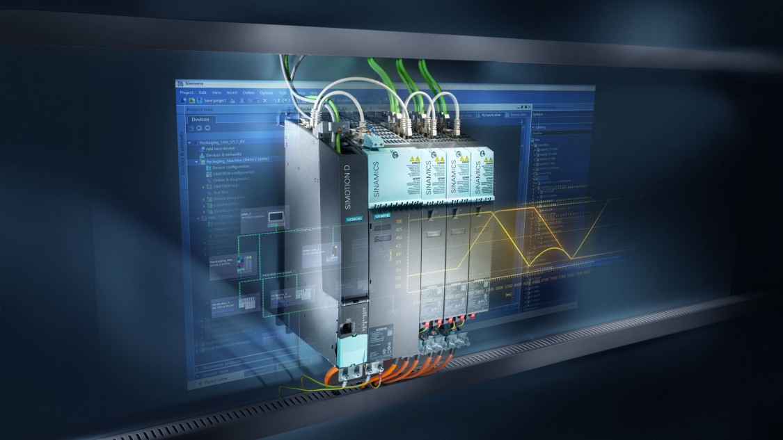 Siemens Motion Control