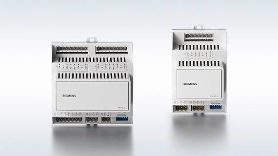 Climatix POL965 extension module
