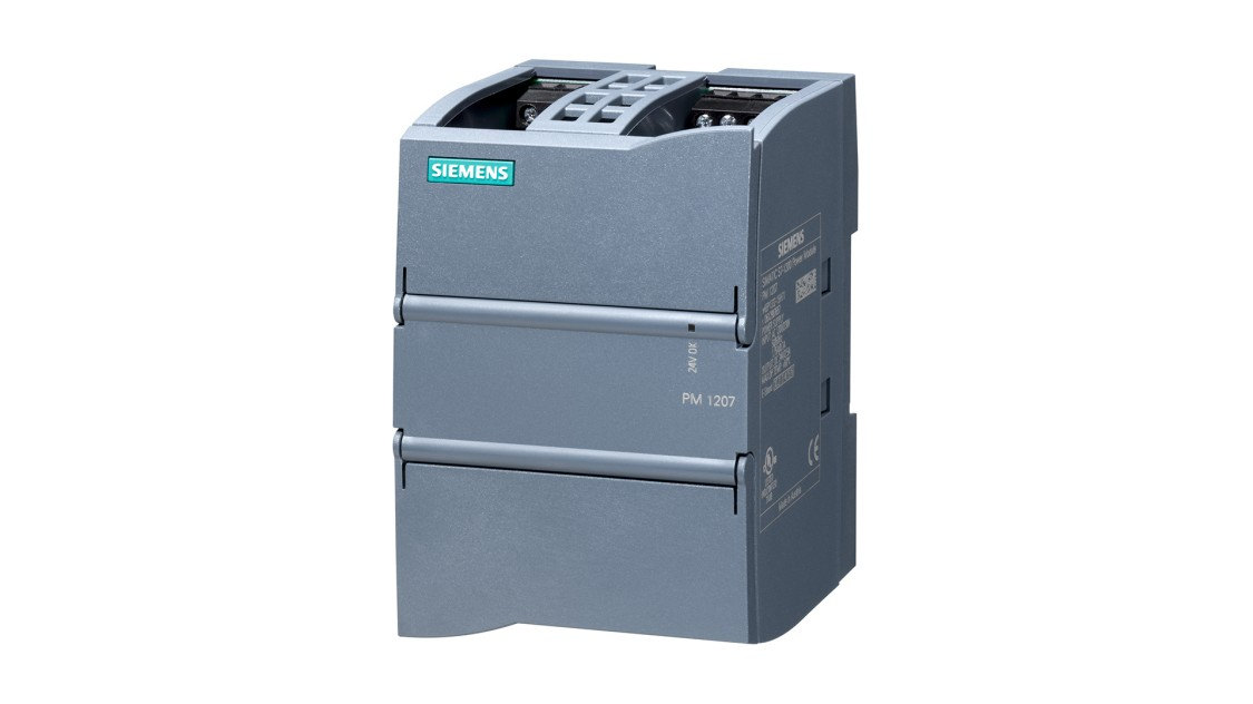产品图片 – 适合 SIMATIC S7-1200 的 SITOP 电源