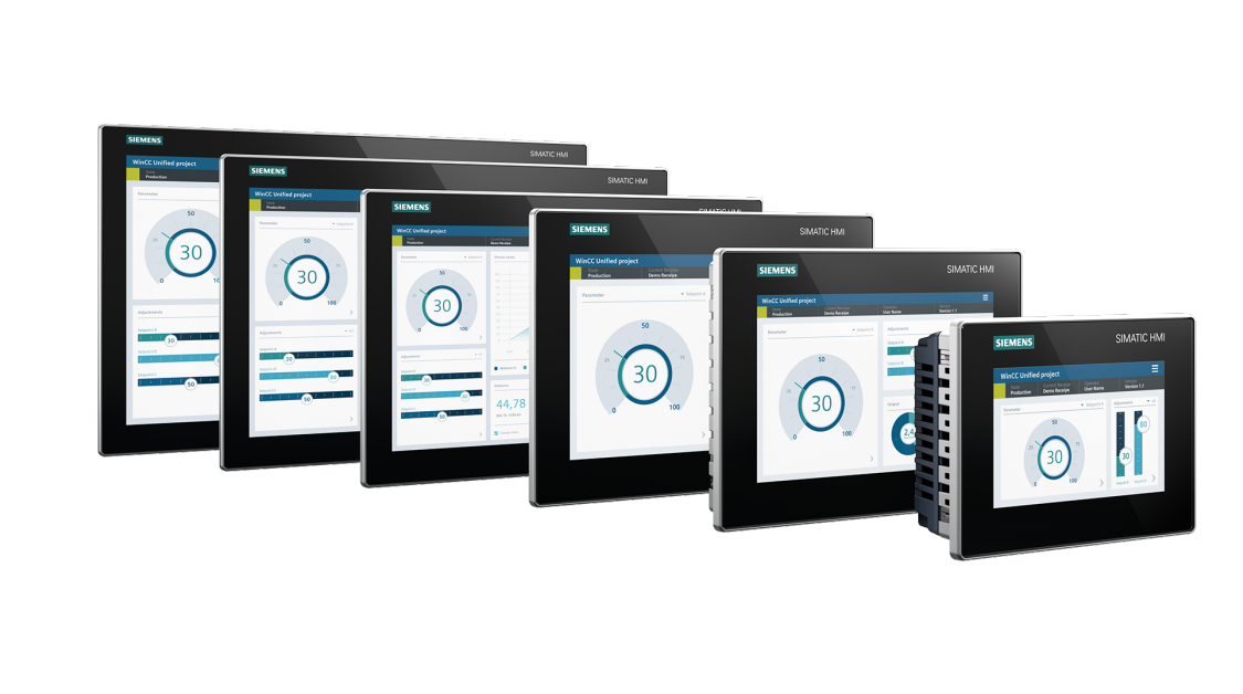 SIMATIC HMI Unified Comfort Panels are Edge-enabled ex-factory