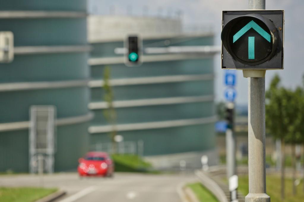 Mehr Effizienz dank intelligenter Verkehrstechnik