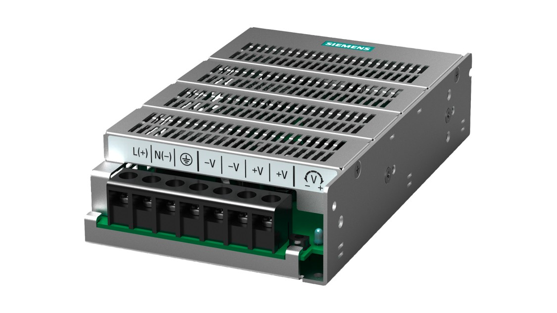 Produktbild SITOP PSU100D, 1-phasig, DC 12 V/8,3 A