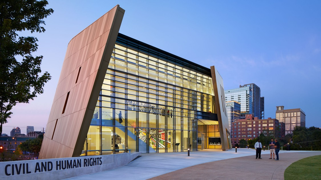 National Center of Civil and Human Rights (NCCHR) in Atlanta