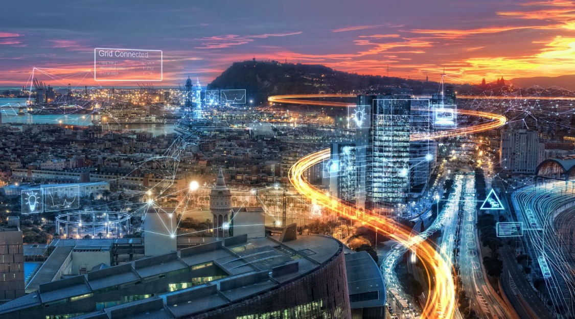 USA | MindSphere Industrial IoT as a service - smart city