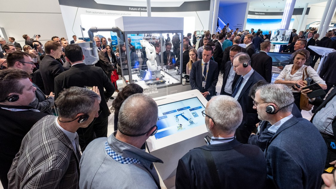 Impressions from Hannover Messe 2019