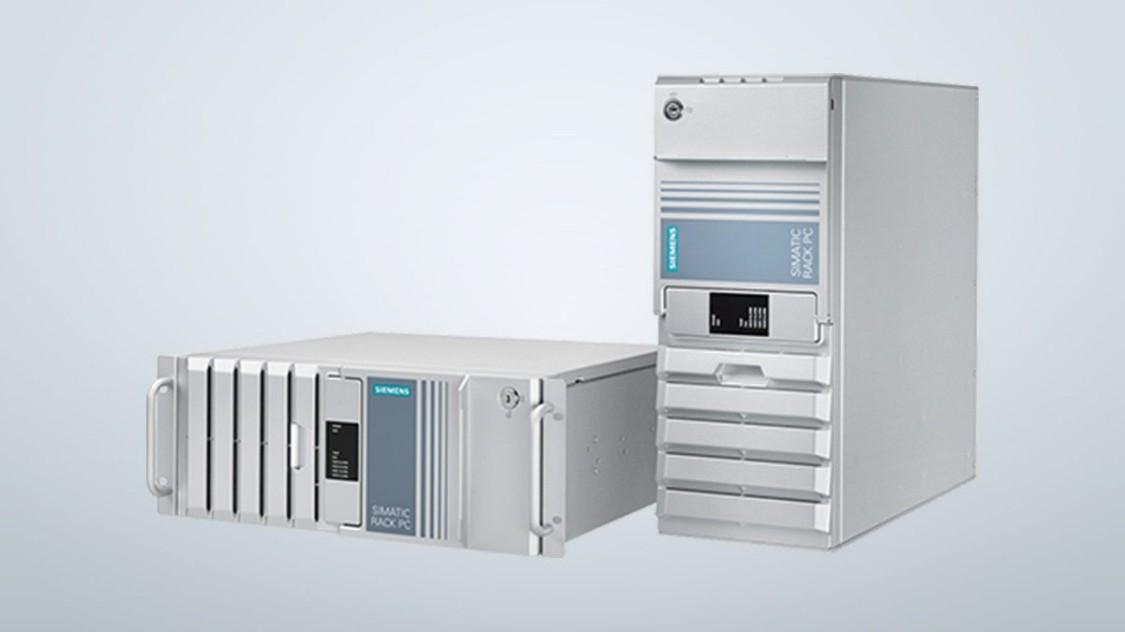 Усовершенствованные  ПК SIMATIC IPC547G