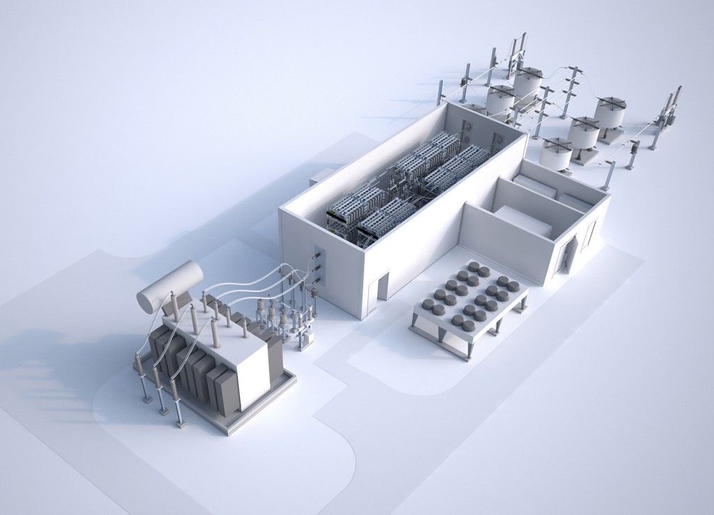 Siemens introduces DC transmission system for medium voltage to the market