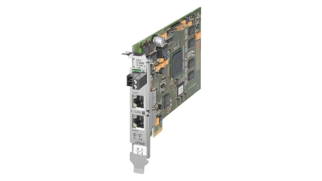 Produktbild eines CP 1628 (PCI-Express-Baugruppe) für PG/PC/IPC