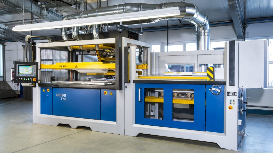 New, innovative thermoforming machine series