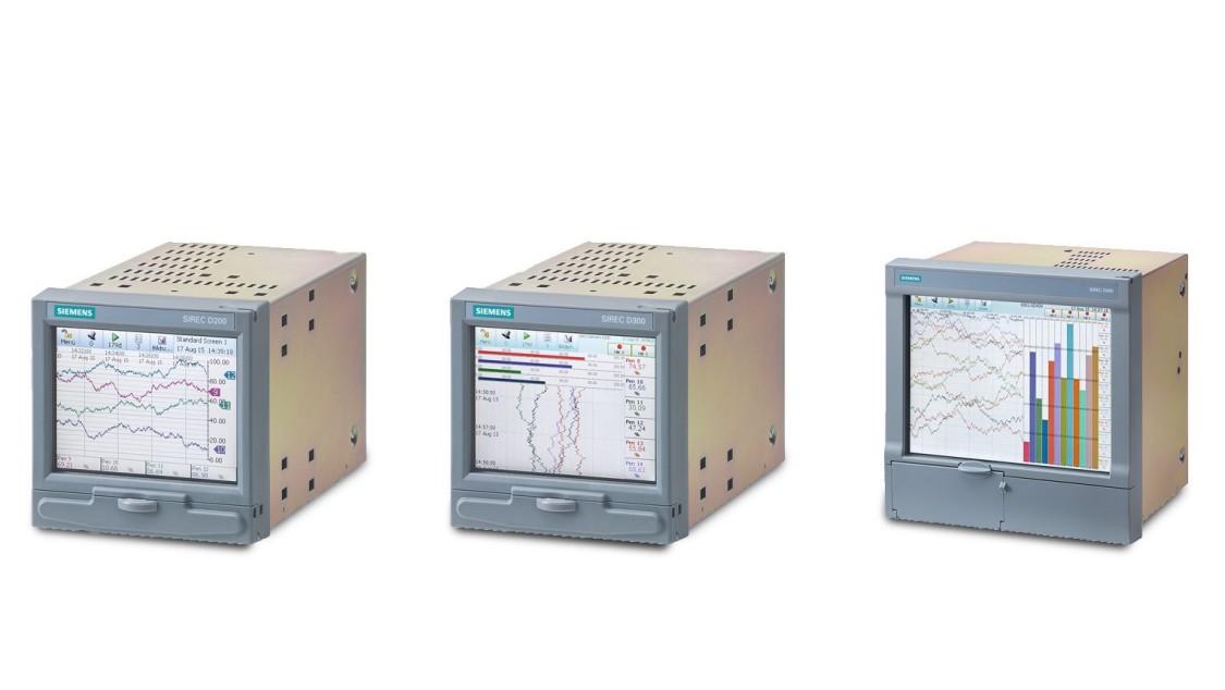 USA - SIREC D Process Recorders