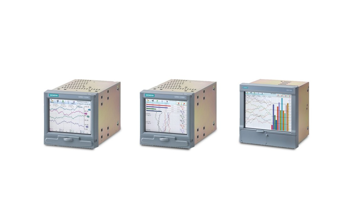 Реєстратори технологічних параметрів