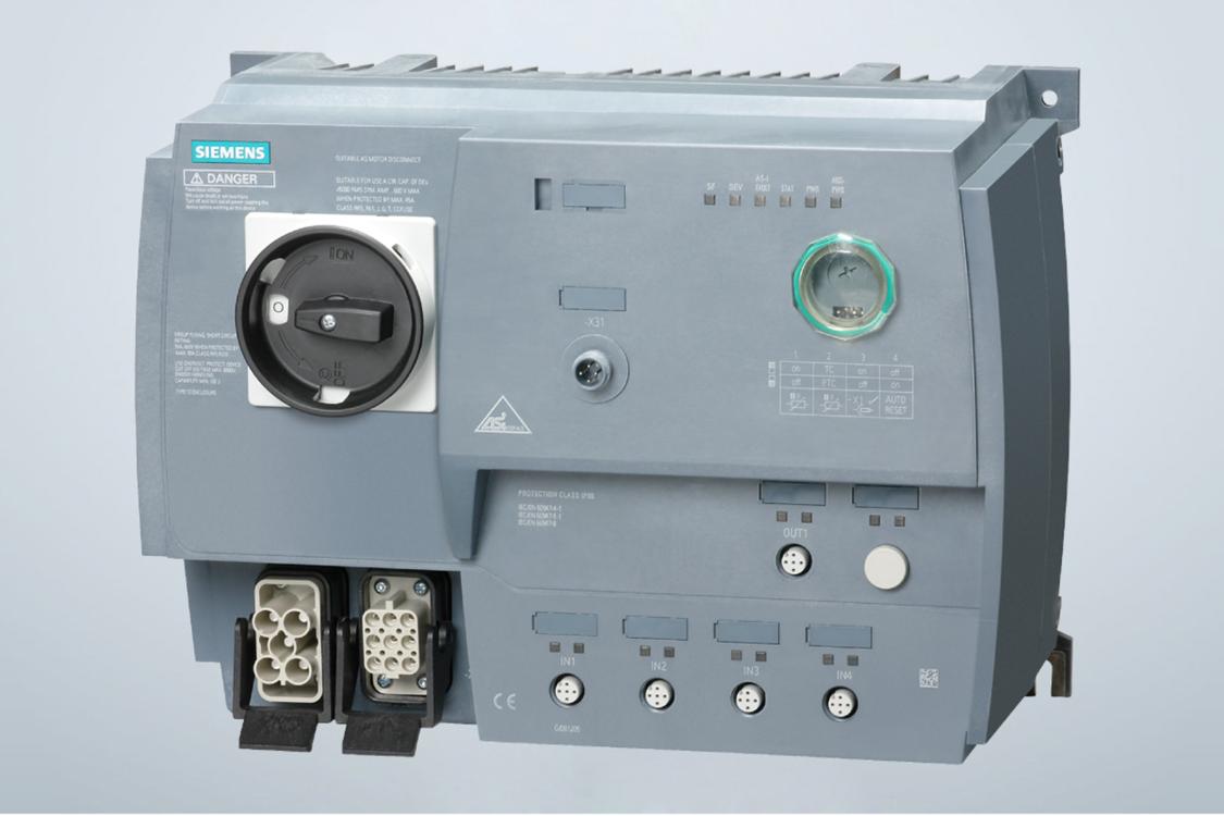 M200D Basic motorstarter
