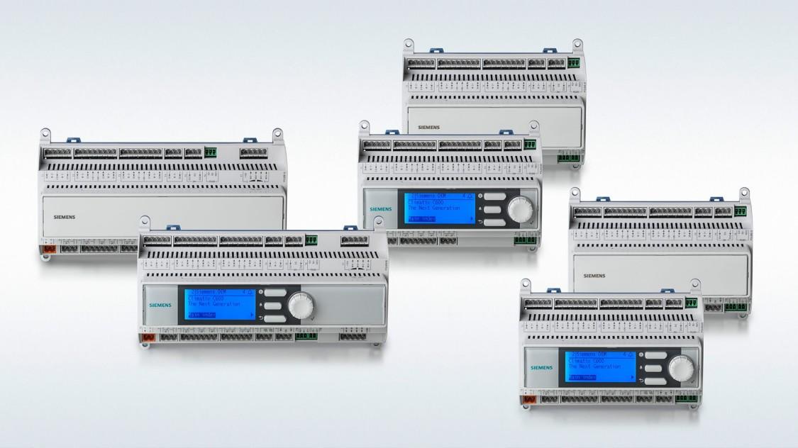 Climatix C600