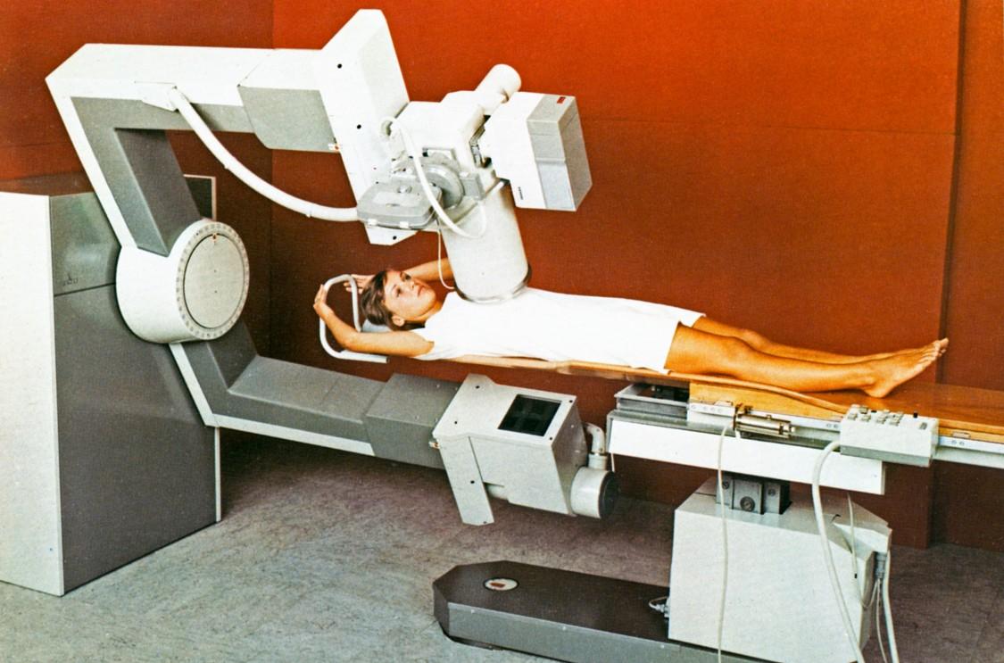 Röntgeneinrichtung Cardoskop