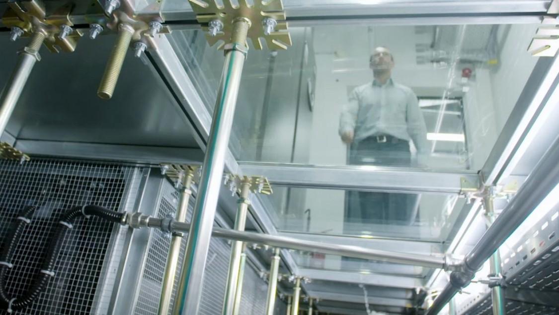 Siemens Gebäudetechnik | Data Center | EAGLE Data Center