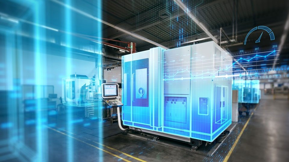 Digitalization in machine tool manufacturing